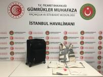 UYUŞTURUCU KAÇAKÇILIĞI - İstanbul Havalimanı'nda 7 Kilo 500 Gram Kokain Ele Geçirildi