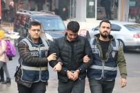Kahramanmaraş'ta Hırsızlık Şüphelisi Yakalandı