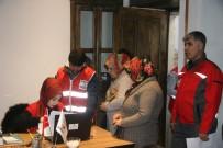 Kilis'te Türk Ve Suriyeli Ailelere Kıyafet Yardımı