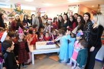 Konyaaltı Belediyesi Kreşleri 2020'Ye 'Merhaba' Dedi