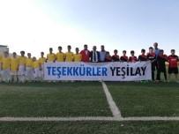 YEŞILAY - Malazgirtli Gençler '1071 Malazgirt İle Yeni Ufuklara' Projesi İle Yeşil Sahalarla Buluşacak
