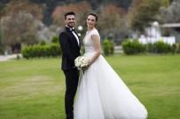 A MİLLİ FUTBOL TAKIMI - Milli Futbolcu Okay Yokuşlu, Melisa Kerman İle Evlendi