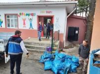 ZEYTIN DALı - Mudanya Belediyesi'nden Eğitime Sıcak Dokunuş