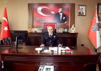Nevşehir İl Emniyet Müdürü Artunay'dan Yeni Yıl Mesajı