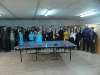 Ortaokullar Arası 'Masa Tenisi' Turnuvası Sona Erdi