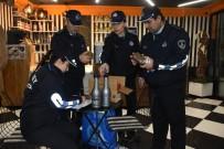 MEHMET TAHMAZOĞLU - Şahinbey'de Yılbaşı Denetimi