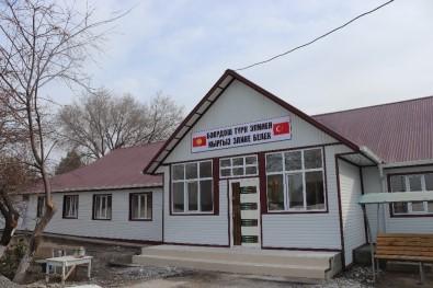 TİKA, Kırgızistan'da Sağlık Projelerine Devam Ediyor