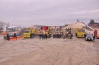 Tosya Belediyesi, Kış Hazırlıklarını Tamamladı