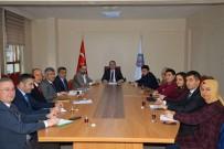 Tosya'da Bağımlılıkla Mücadele Toplantısı Yapıldı