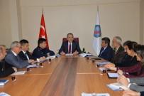 Tosya'da İlçe İdare Şube Başkanları Toplantısı Yapıldı
