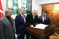 İŞ KAZASI - Türk-İş Başkanı Atalay'dan Kaçak Maden Ocakları Açıklaması