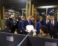 MUHTEREM İNCE - Yeni Yıla Millet Kıraathanesi'nde Girenlere Vali Yerlikaya'dan Sürpriz Ziyaret