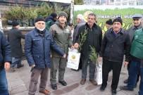 Yozgat'ta 2 Bin 20 Adet Çam Fidanı Dağıtıldı