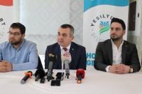 SEÇİM SÜRECİ - AK Parti İl Başkanı İhsan Koca Basın Mensuplarıyla Bir Araya Geldi