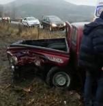 ÖRENCIK - Bafra'da Trafik Kazası Açıklaması 7 Yaralı