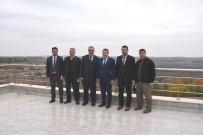 Başkan Beyoğlu'ndan Dini Yüksek İhtisas Merkezine Ziyaret