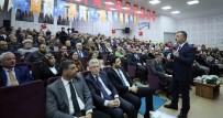 MEHMET ELLIBEŞ - Başkan Büyükakın, Kartepe Teşkilatına Sunum Yaptı