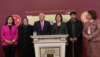 UTKU ÇAKIRÖZER - CHP'li Çakırözer Açıklaması 'Arabuluculuk Ve Uzlaştırma, Şiddet İle Zedelenen Aile Hukukunda Uygulanamaz'