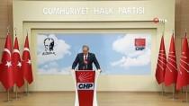 SELAHATTİN DEMİRTAŞ - CHP Sözcüsü Faik Öztrak Gündemi Değerlendirdi Açıklaması