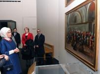 LİDERLER ZİRVESİ - Emine Erdoğan, British Museum'u Gezdi