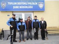 GÖKMEN - Engelli Gökmen'in Polis Olma Hayallerini Toplum Destekli Polisler Gerçekleştirdi