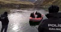 Fırat Nehrinde Kayıp Sürücünün Aranması Sürüyor