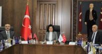 OSMAN GÜRÜN - GEKA'nın 123. Yönetim Kurulu Toplantısı Aydın'da Yapıldı