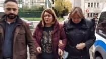 ELEKTRONİK ALET - Hırsızlıktan Tutuklanan 3 Kadın Ağlayarak Cezaevine Gitti