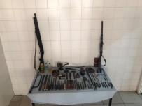 Jandarma'nın Kaçak Silah Yapımı İle Mücadelesi Devam Ediyor