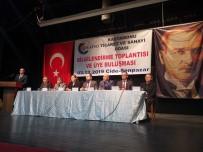 GENEL SAĞLIK SİGORTASI - KATSO'dan Cide Ve Şenpazar'da Bilgilendirme Toplantısı