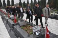 MEHMET ALI ÇAKıR - Madenciler Günü Soma'da Buruk Kutlandı