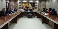SAĞLIK TURİZMİ - Milletvekili Gülaçar, Van Postası Gazetesi Yazarları İle Bir Araya Geldi