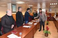 ALINUR AKTAŞ - Muş Belediyesi, Yılın Son Meclis Toplantısını Yaptı