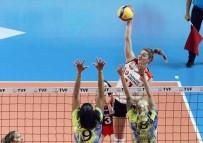 İLKER AYCI - Türk Hava Yolları, 2020 CEV Challenge Kupası'nda Son 16 Turuna Kaldı
