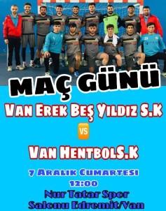 Van Erek Beş Yıldız SK, Van Derbisine Hazırlanıyor