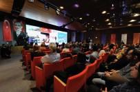 ABDULLAH GÜL - AGÜ'de Connect For Creativity Projesi Uluslararası Konferansı