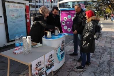 AK Gençler '40 Yıl Hatırımız Kalsın' Dediler