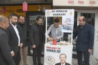 TÜRK KAHVESI - AK Parti'den Kahve İkramı