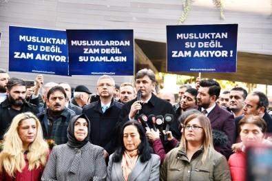 Ak Parti Eskişehir Teşkilatı'ndan Su Zammına Tepki