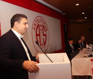 Antalyaspor Olağan Genel Kurulu Yapıldı