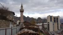 CAMİİ - Cami 3. Kez Restore Ediliyor, Minaresi İse 6 Asırdır Ayakta
