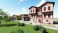 ATATÜRK EVİ - Ergene Atatürk Evi'nin Temeli Atılıyor