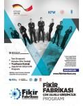 BIRLEŞMIŞ MILLETLER KALKıNMA PROGRAMı - Fikir Fabrikası Çok Uluslu Girişimcilik Programına Başvurular Başladı !