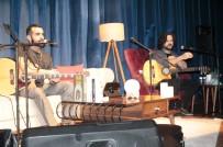 KONSEPT - 'Hemdem' Konseri İle Sevenlerine Unutulmaz Bir Gece Yaşattılar