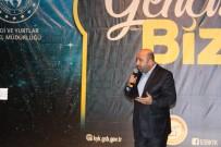 Iğdır'da 'Genciz Biz' Temalı Program Düzenlendi