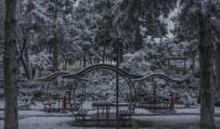 CAMİİ - Kar Nevşehir'e Çok Yakıştı