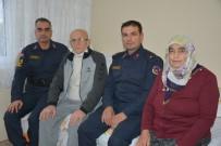 ONDOKUZ MAYıS ÜNIVERSITESI - Komutanlardan Kıbrıs Gazisine Vefa