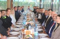 MHP Edremit İlçe Teşkilatı Basın İle Bir Araya Geldi