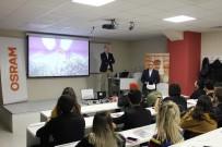 BAHÇEŞEHIR ÜNIVERSITESI - Öğrenciler Aydınlatma Sektöründeki Liderlerle Buluştu