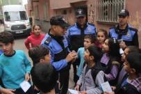 20 KASıM - Polisten 'Çocuklar Ölmesin' Projesi